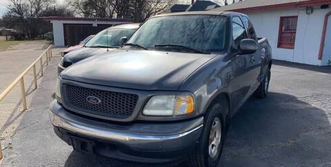 2003 Ford F-150 for sale at Elliott Autos in Killeen TX
