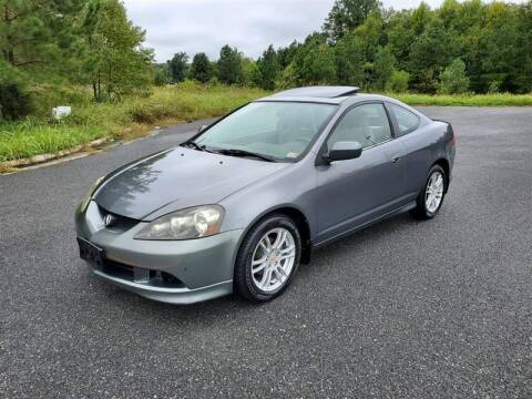 2006 Acura RSX for sale at Apex Autos Inc. in Fredericksburg VA