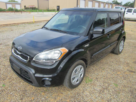 2012 Kia Soul for sale at Geaux Texas Auto & Truck Sales in Tyler TX