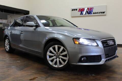 2010 Audi A4 for sale at Driveline LLC in Jacksonville FL