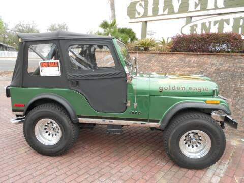1980 AMC Jeep for sale at Haggle Me Classics in Hobart IN