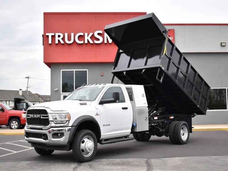 2021 RAM Ram Chassis 5500 for sale at Trucksmart Isuzu in Morrisville PA