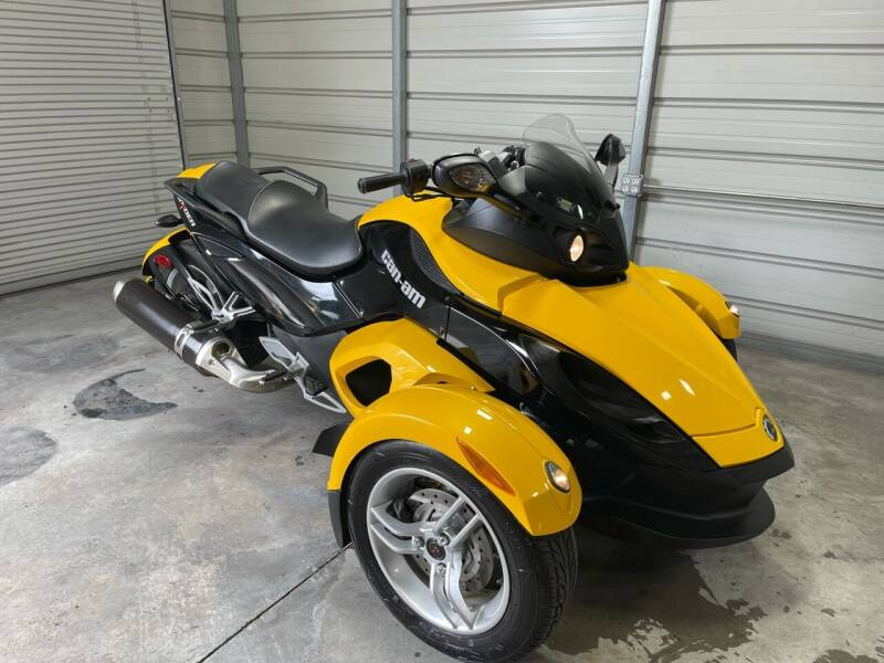 2009 Can-Am SPYDER RS  for sale at Collection Auto Import in Charlotte NC