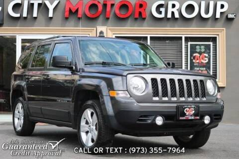 2015 Jeep Patriot for sale at City Motor Group, Inc. in Wanaque NJ