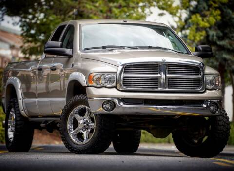 2004 Dodge Ram Pickup 2500 for sale at MS Motors in Portland OR