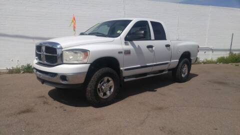 2007 Dodge Ram Pickup 2500 for sale at Advantage Auto Motorsports in Phoenix AZ