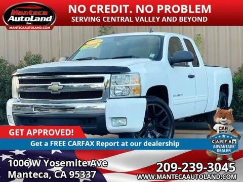 2009 Chevrolet Silverado 1500 for sale at Manteca Auto Land in Manteca CA
