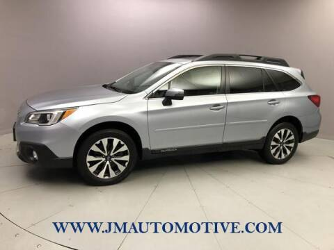2016 Subaru Outback for sale at J & M Automotive in Naugatuck CT