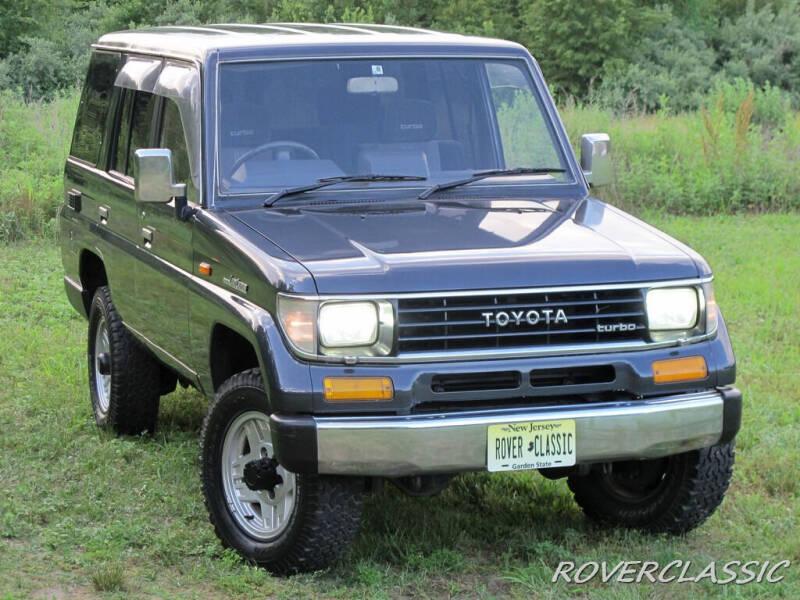 1991 Toyota Land Cruiser for sale in Cream Ridge, NJ