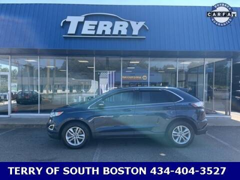 2017 Ford Edge for sale at Terry of South Boston in South Boston VA
