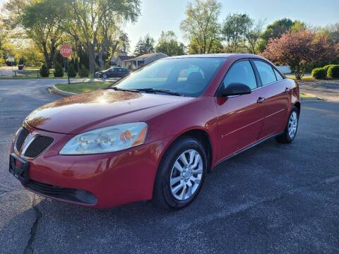 2007 Pontiac G6 for sale at Auto Deals in Roselle IL