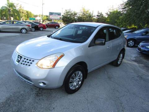 2009 Nissan Rogue for sale at S & T Motors in Hernando FL