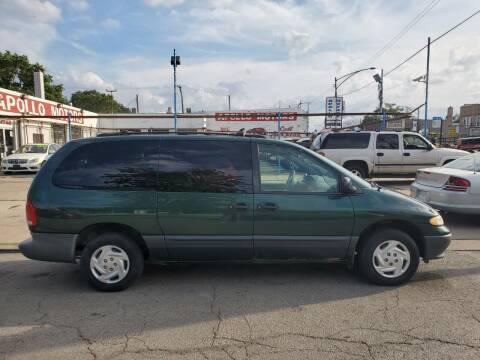 1997 Dodge Grand Caravan for sale at Apollo Motors INC in Chicago IL