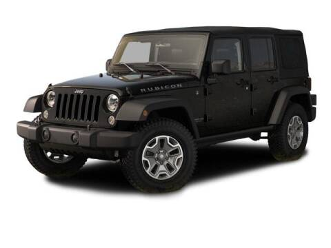 2015 Jeep Wrangler Unlimited for sale at West Motor Company - West Motor Ford in Preston ID