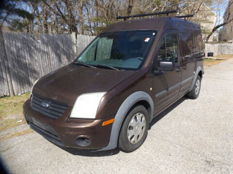 2012 Ford Transit Connect for sale at Wayland Automotive in Wayland MA