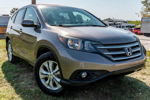 2013 Honda CR-V for sale at Fruendly Auto Source in Moscow Mills MO