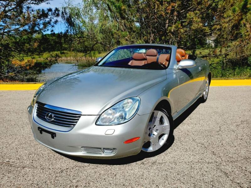 2004 Lexus SC 430 for sale at Excalibur Auto Sales in Palatine IL