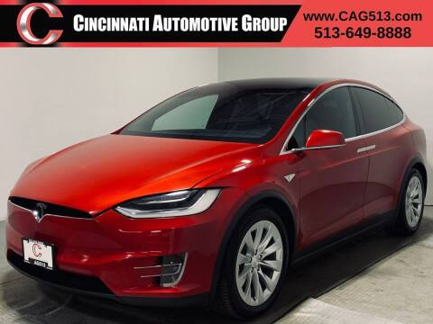 2016 Tesla Model X for sale at Cincinnati Automotive Group in Lebanon OH