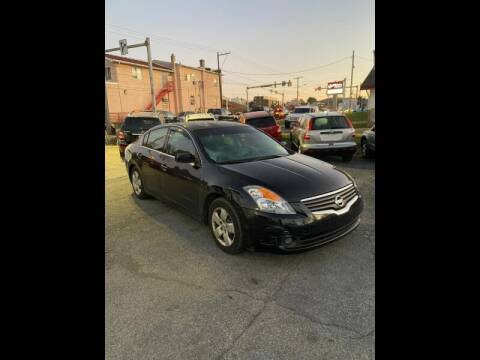 2007 Nissan Altima for sale at Persing Inc in Allentown PA