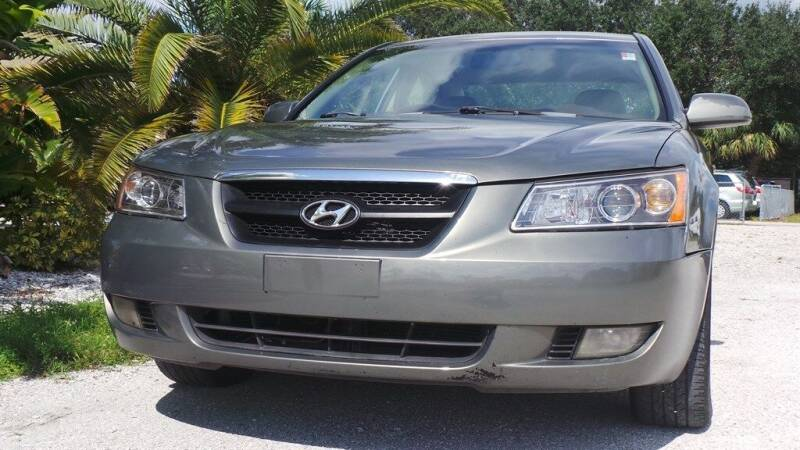 2009 Hyundai Sonata for sale at Southwest Florida Auto in Fort Myers FL