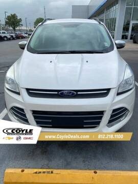 2016 Ford Escape for sale at COYLE GM - COYLE NISSAN - New Inventory in Clarksville IN
