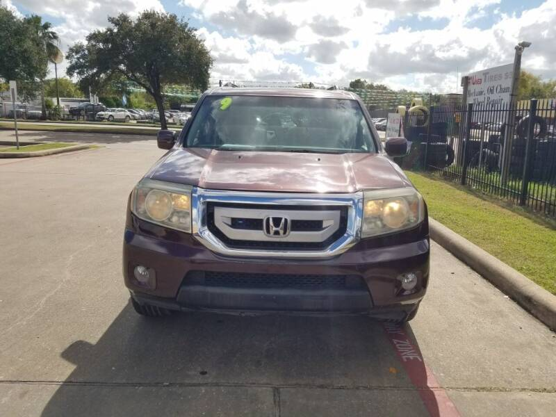 2009 Honda Pilot for sale at Nation Auto Cars in Houston TX