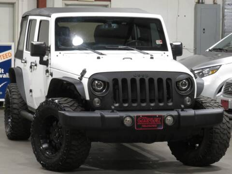 2016 Jeep Wrangler Unlimited for sale at CarPlex in Manassas VA