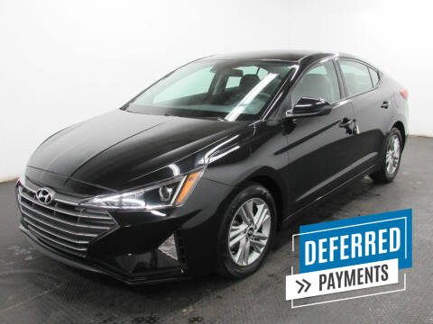 2020 Hyundai Elantra for sale at Automotive Connection in Fairfield OH