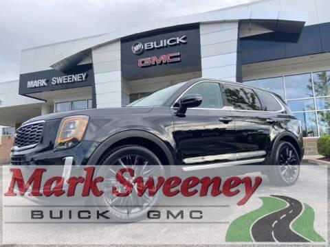 2020 Kia Telluride for sale at Mark Sweeney Buick GMC in Cincinnati OH