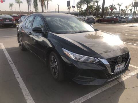 2020 Nissan Sentra for sale at Nissan of Bakersfield in Bakersfield CA