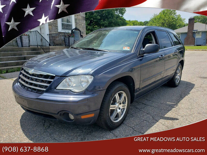 2008 Chrysler Pacifica for sale at GREAT MEADOWS AUTO SALES in Great Meadows NJ