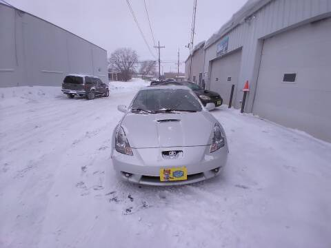 2000 Toyota Celica for sale at Carson's Cars in Milwaukee WI