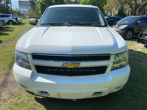 2013 Chevrolet Tahoe for sale at Carlyle Kelly in Jacksonville FL