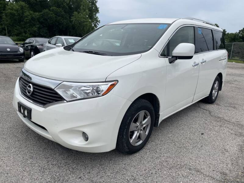 2016 Nissan Quest for sale at Pary's Auto Sales in Garland TX