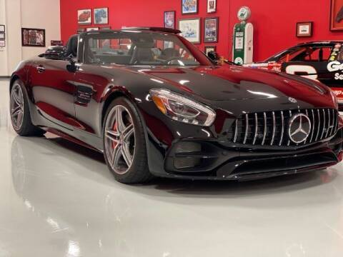 2018 Mercedes-Benz AMG GT for sale at Classic Car Deals in Cadillac MI