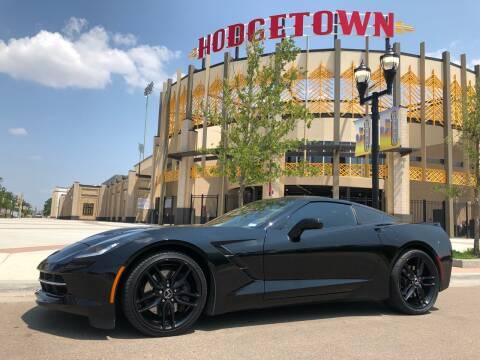 2015 Chevrolet Corvette for sale at Beaton's Auto Sales in Amarillo TX