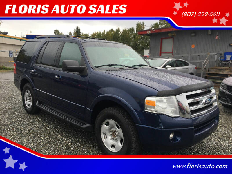 2009 Ford Expedition for sale at FLORIS AUTO SALES in Anchorage AK