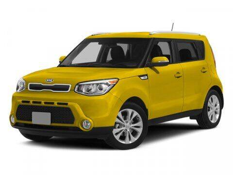 2014 Kia Soul for sale at Scott Evans Nissan in Carrollton GA