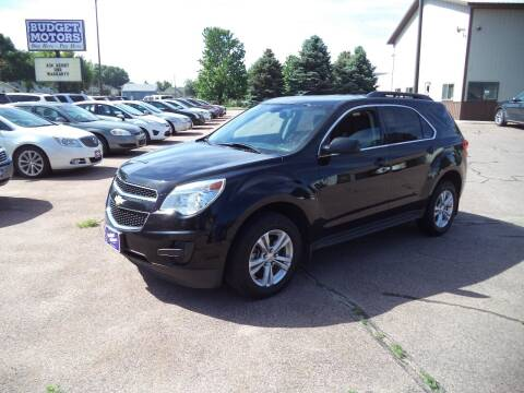 2011 Chevrolet Equinox for sale at Budget Motors - Budget Acceptance in Sioux City IA