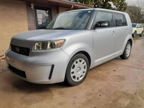 2009 Scion xB for sale at John 3:16 Motors in San Antonio TX