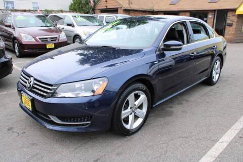2014 Volkswagen Passat for sale at Lodi Auto Mart in Lodi NJ