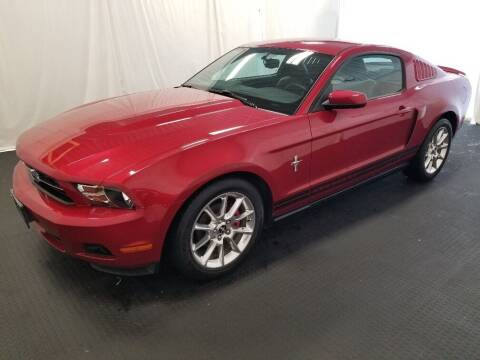 2010 Ford Mustang for sale at Rick's R & R Wholesale, LLC in Lancaster OH