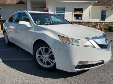 2011 Acura TL for sale at Hola Auto Sales in Atlanta GA