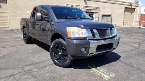 2010 Nissan Titan for sale at EXPRESS AUTO GROUP in Phoenix AZ