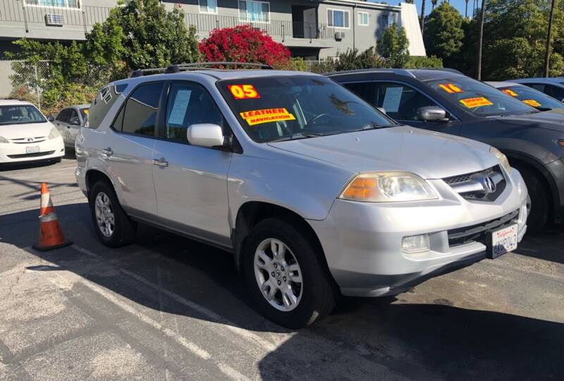 2005 Acura MDX for sale at Eden Motor Group in Los Angeles CA