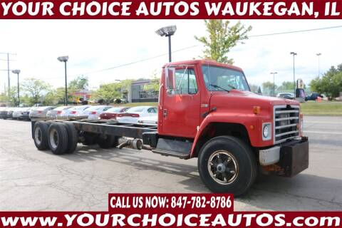 1988 International 1954 for sale at Your Choice Autos - Waukegan in Waukegan IL