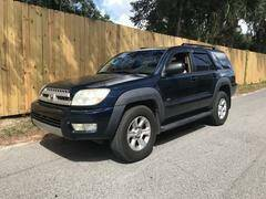 2003 Toyota 4Runner for sale at Popular Imports Auto Sales in Gainesville FL