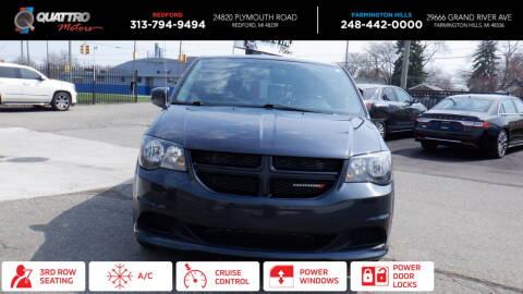 2014 Dodge Grand Caravan for sale at Quattro Motors 2 - 1 in Redford MI