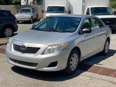 2009 Toyota Corolla for sale at AMA Auto Sales LLC in Ringwood NJ