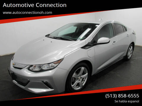 2018 Chevrolet Volt for sale at Automotive Connection in Fairfield OH